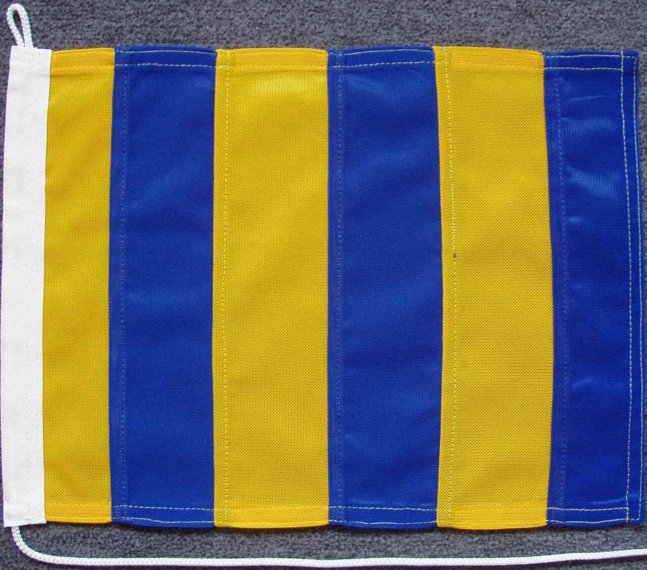 Signalflagge G - Golf