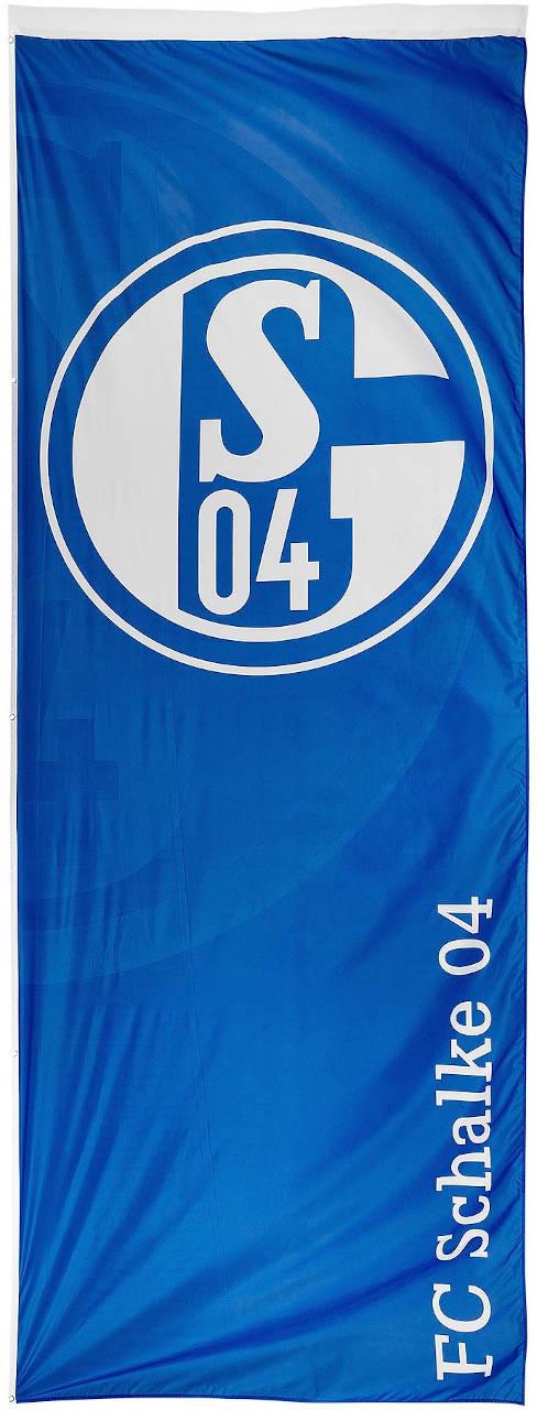 FC Schalke 04 Flagge Signet