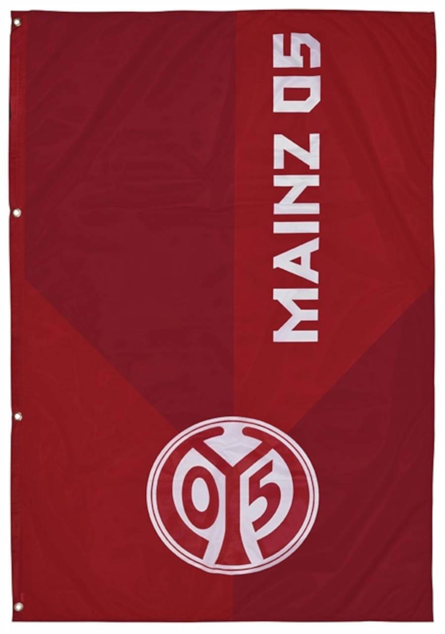 Mainz 05 Hissflagge Logo