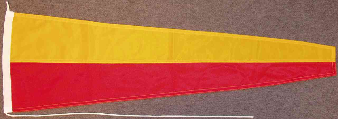 Signalflagge 7 - Setteseven