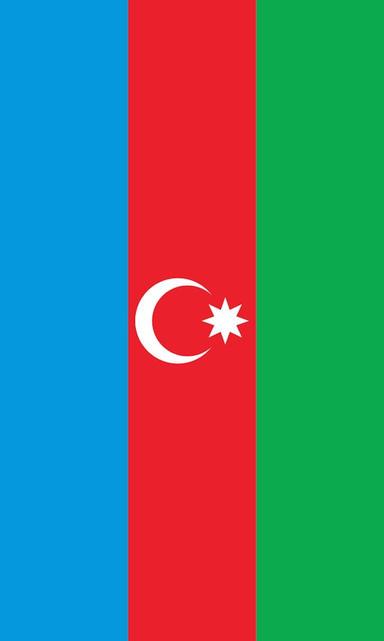Tischbanner Aserbaidschan