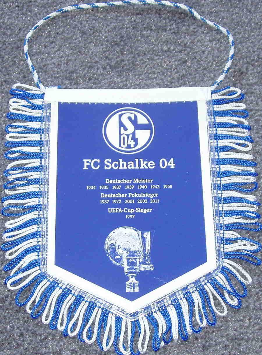 FC Schalke 04 Banner Erfolge 2