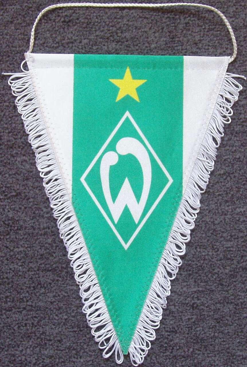 Werder Bremen Wimpel Erfolge mittel