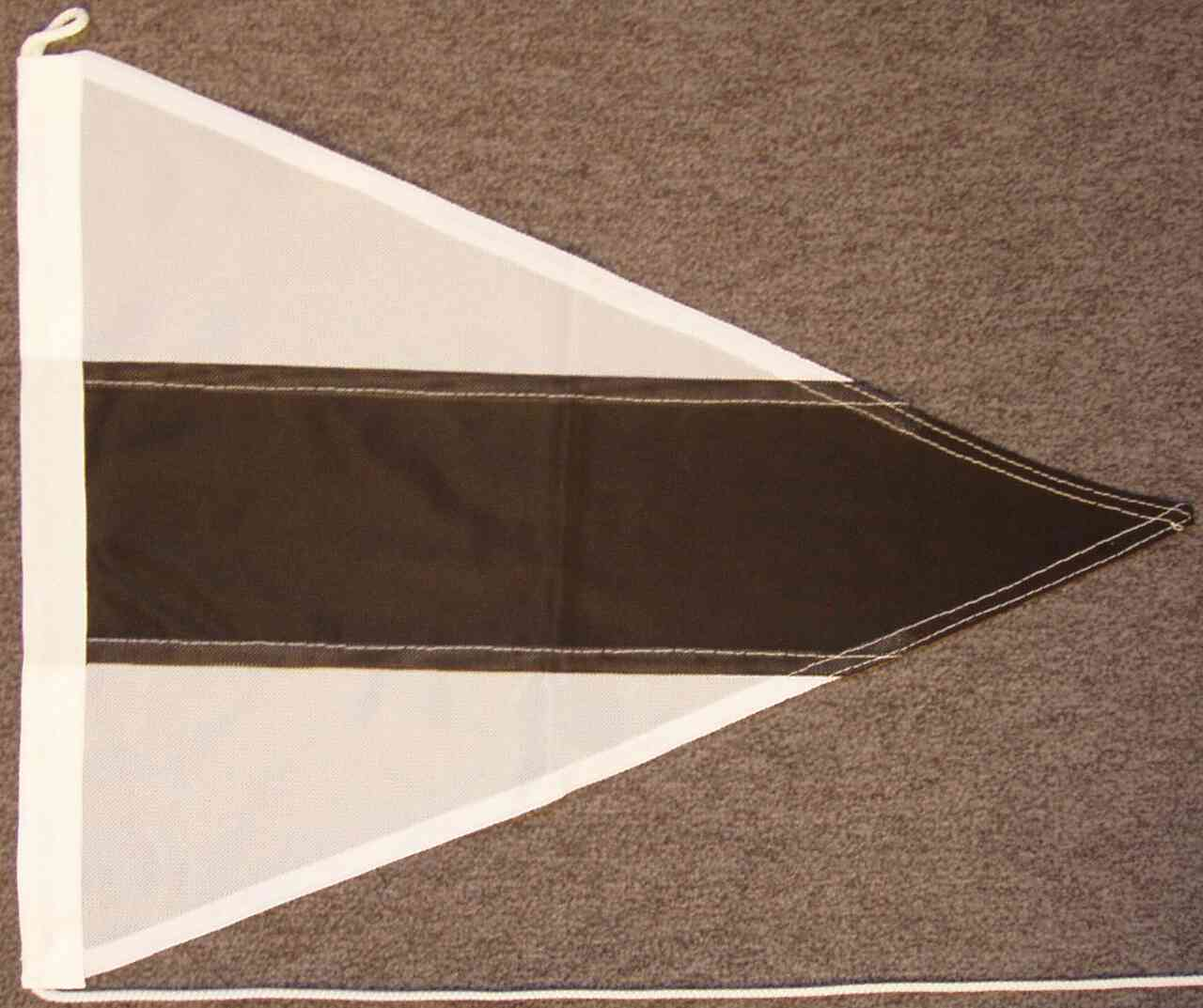 Signalflagge Hilfsstander 3