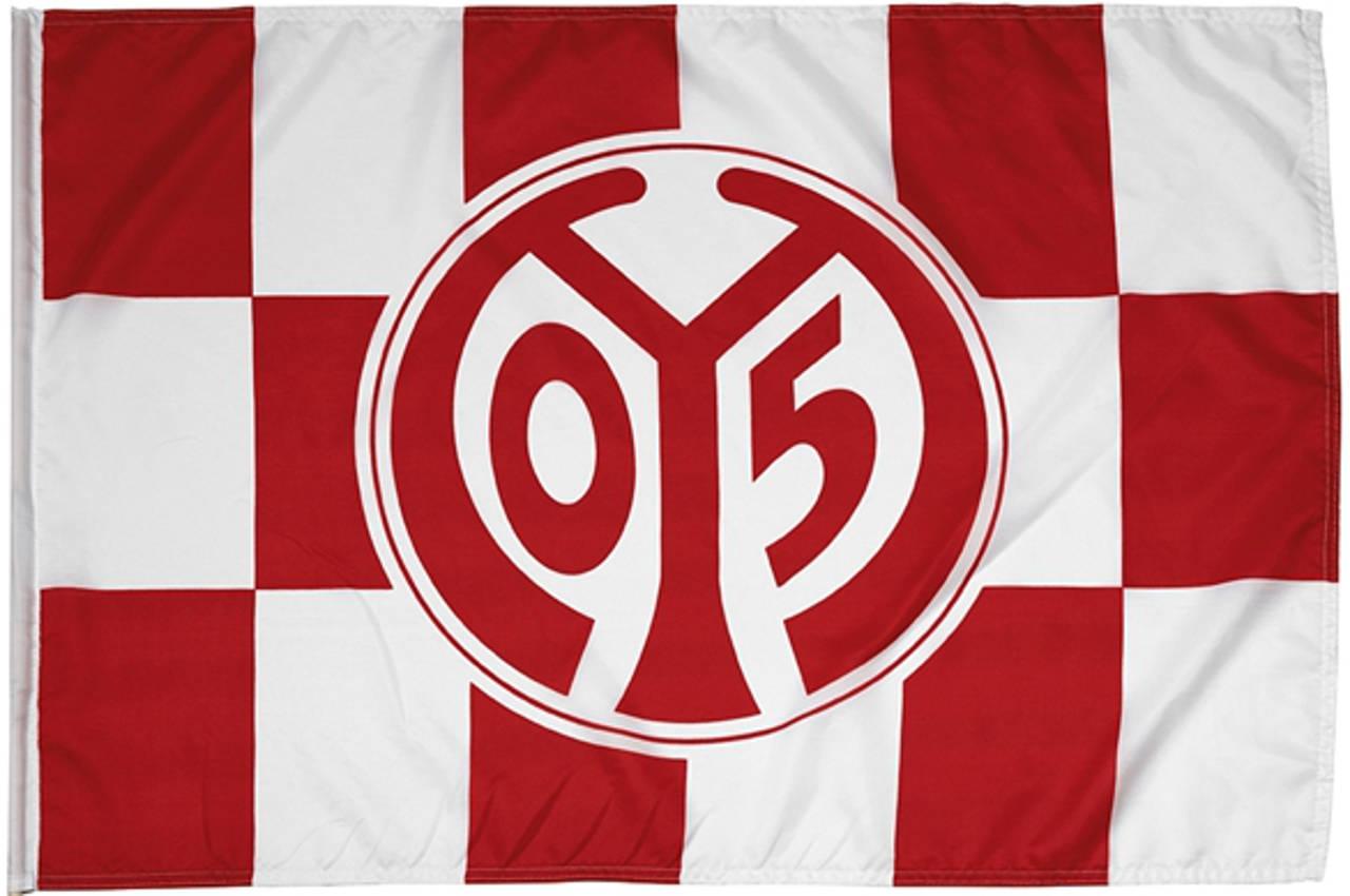 Mainz 05 Flagge Logo