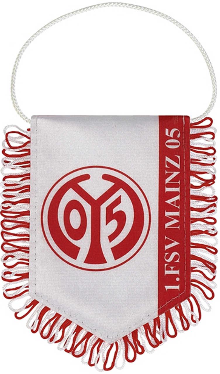 Mainz 05 Banner Schriftzug