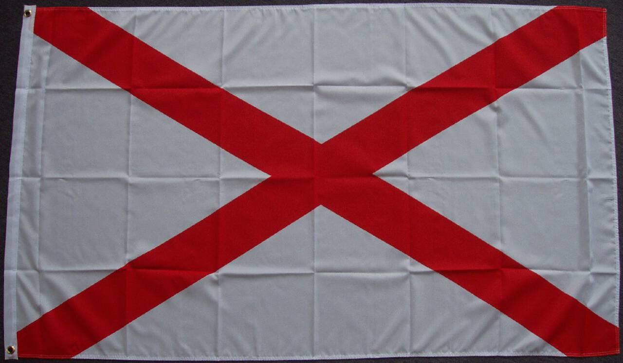 Flagge Alabama 80 g/m²