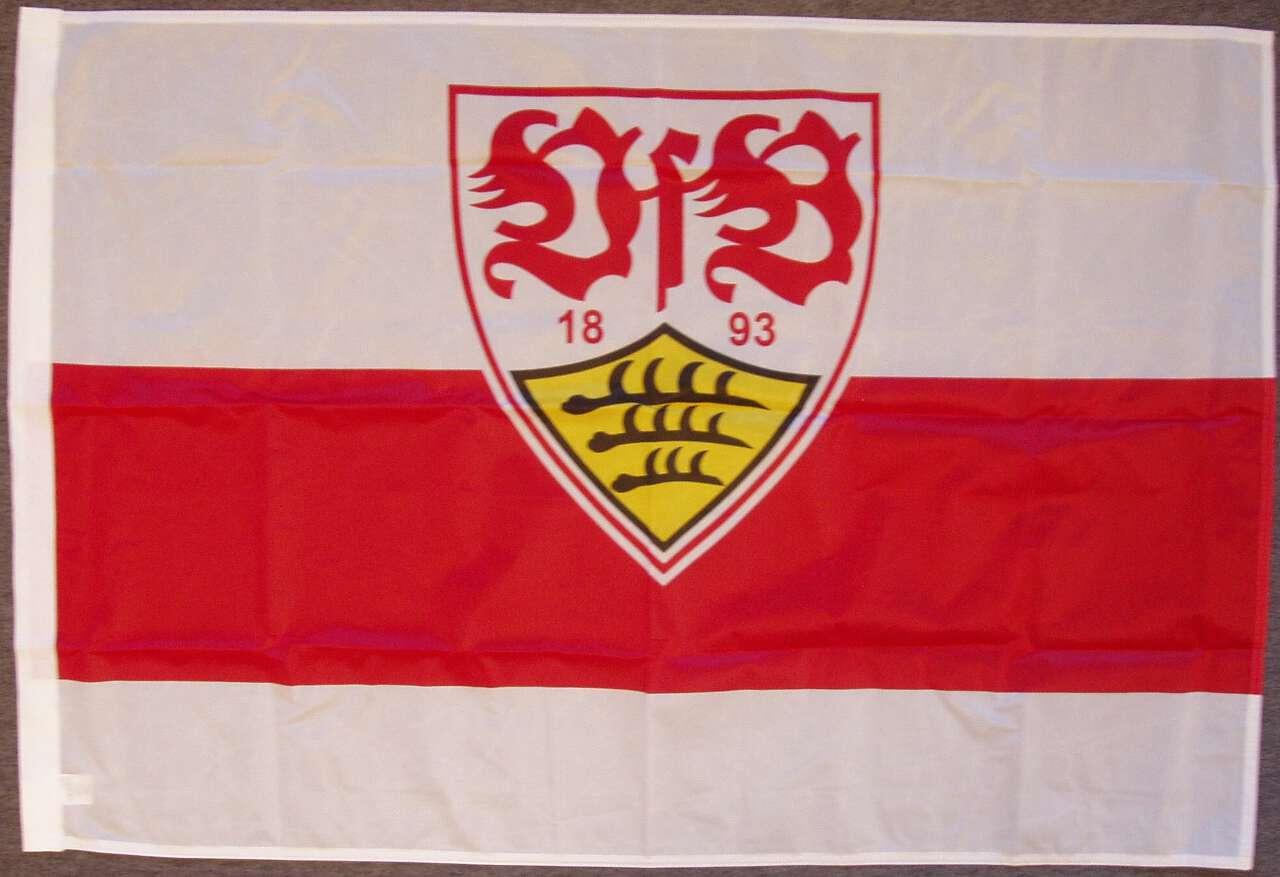 VfB Stuttgart Schwenkflagge