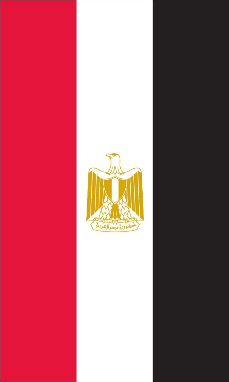 Tischbanner Ägypten