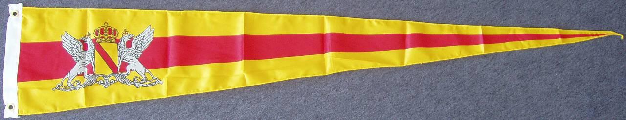Wimpel Baden mit Wappen 80 g/m²