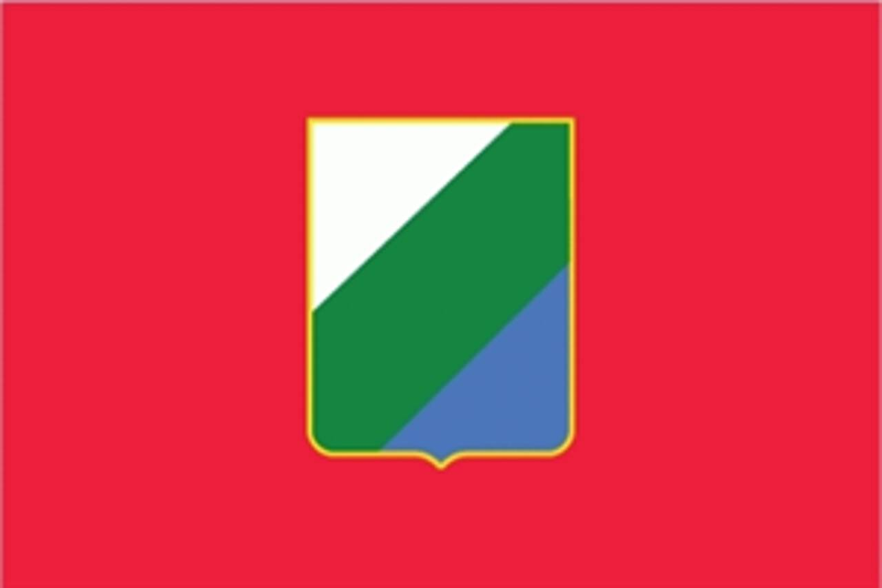 Flagge Abruzzen 80 g/m²