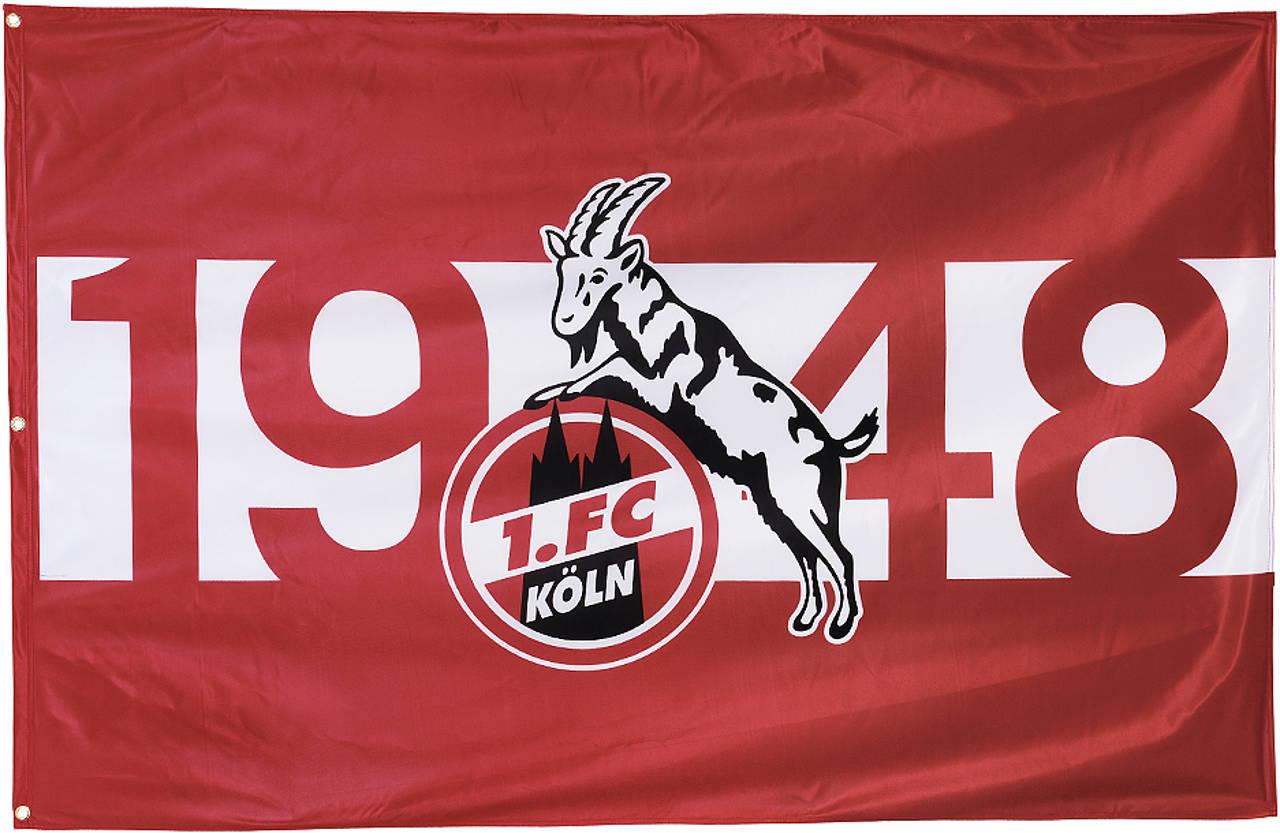 1. FC Köln Hissflagge 1948