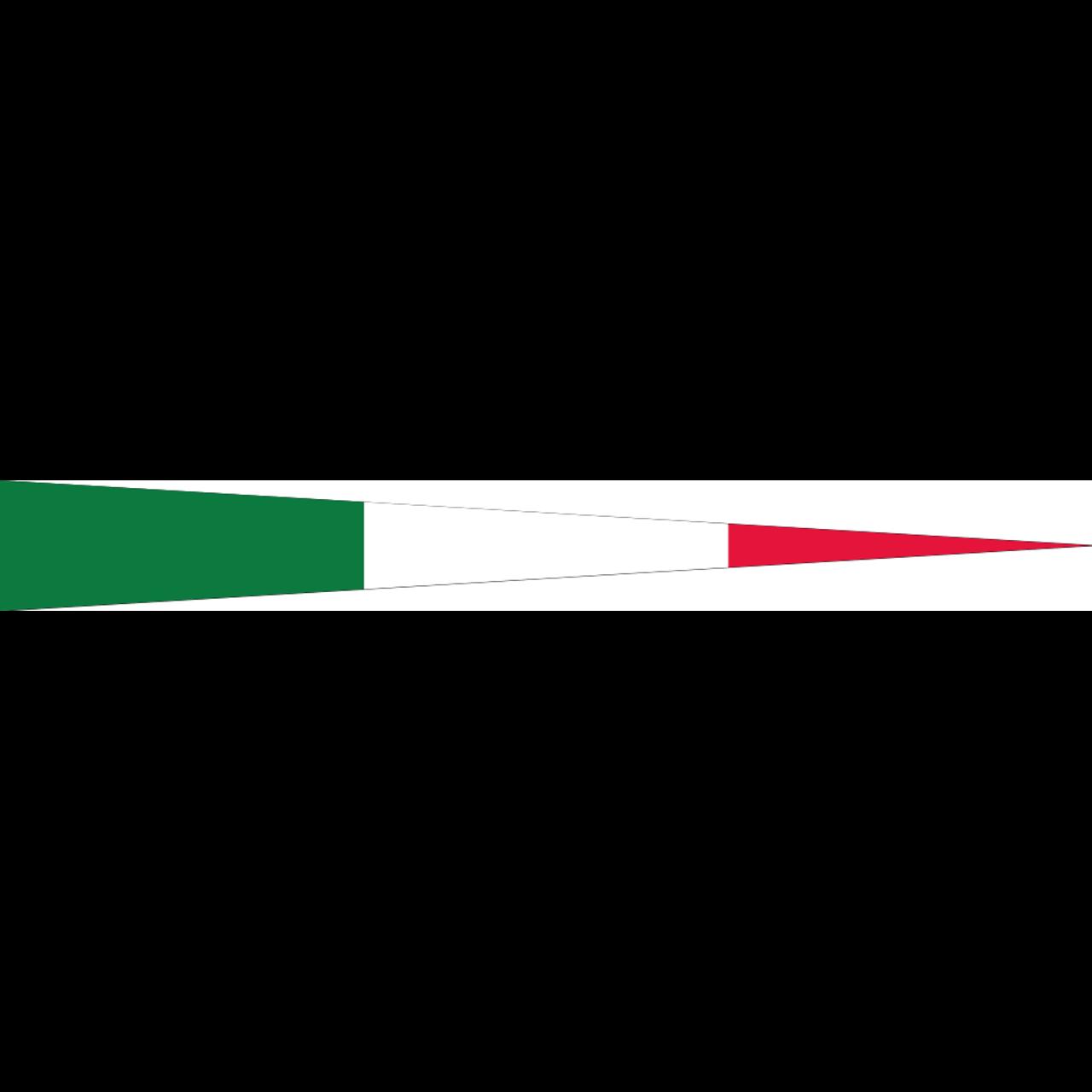 Wimpel Italien 160 g/m²