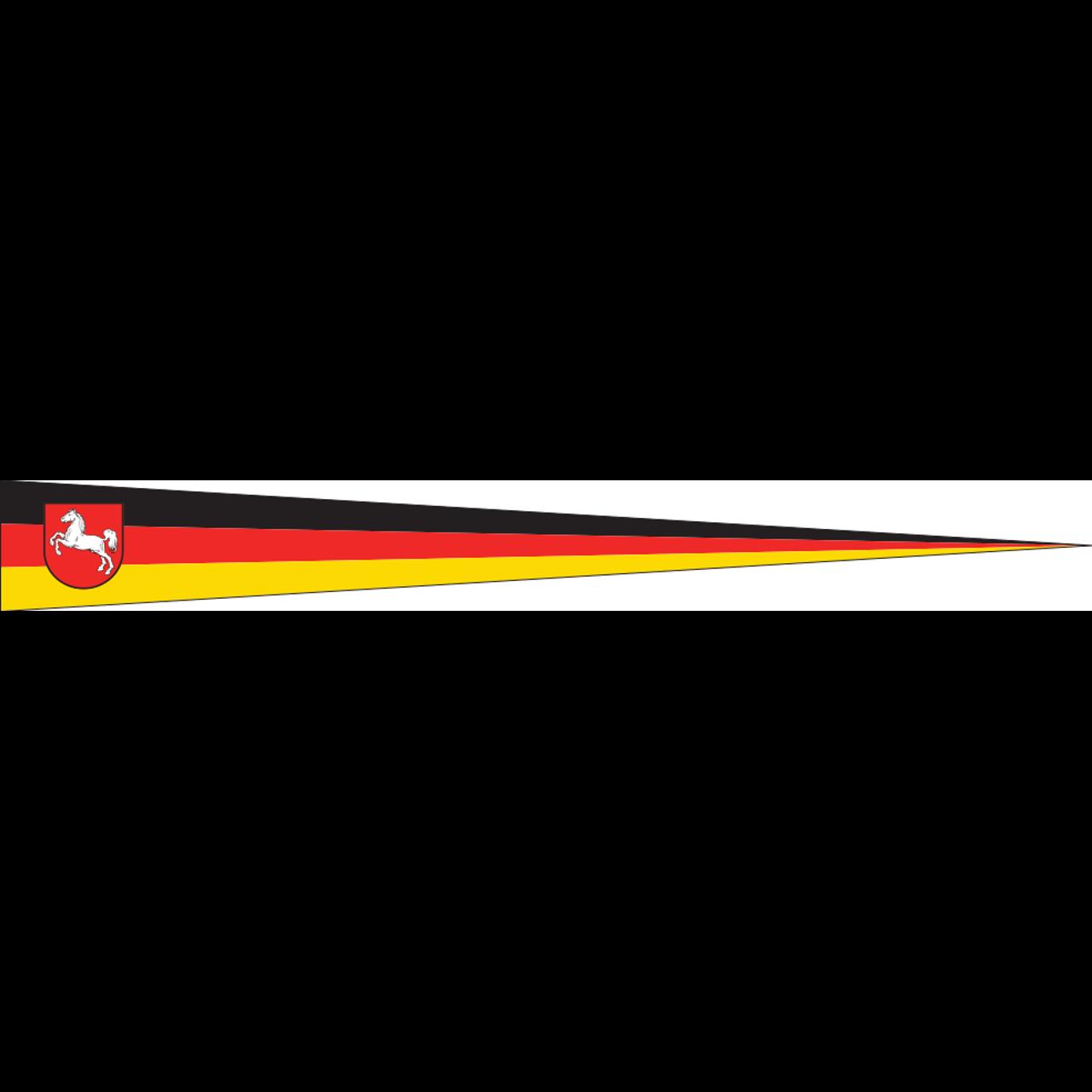 Wimpel Niedersachsen 80 g/m²