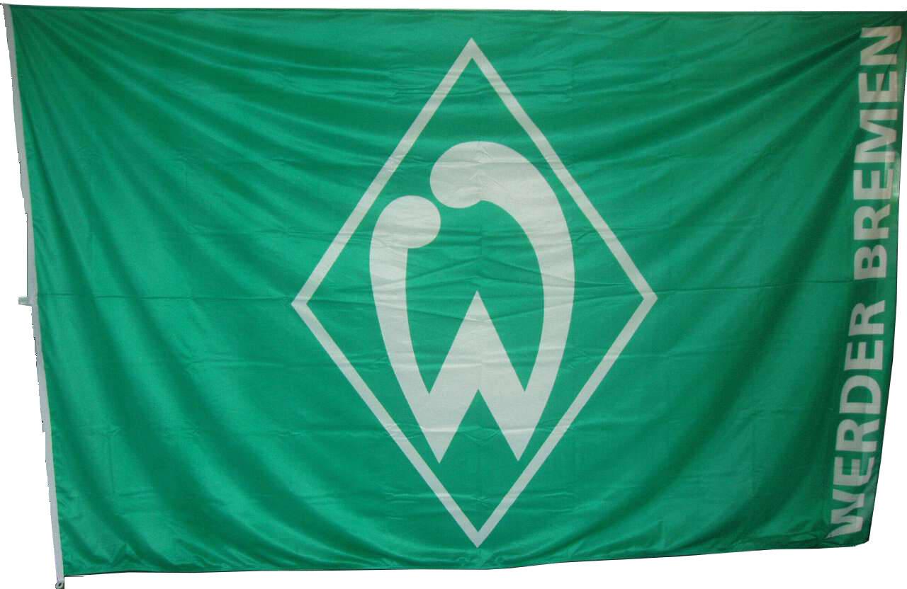 Werder Bremen Hissflagge groß