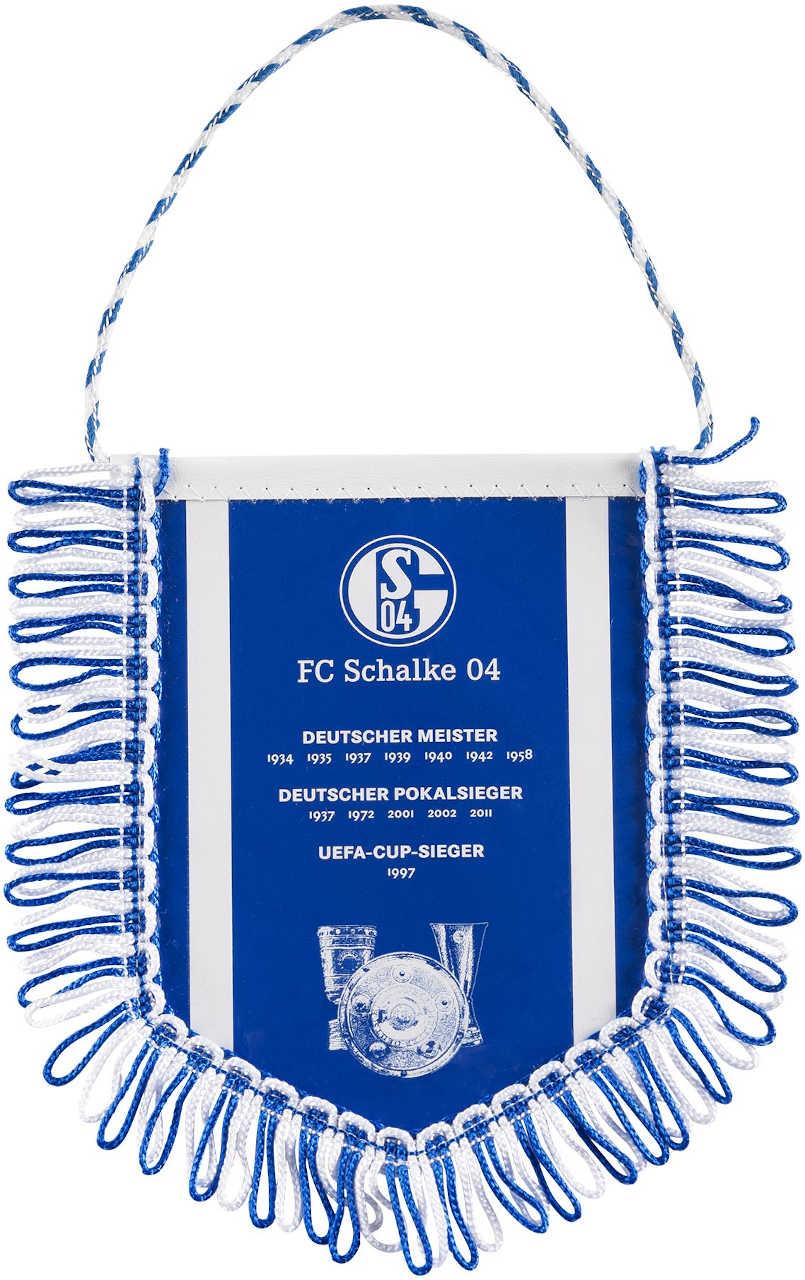 FC Schalke 04 Banner Erfolge