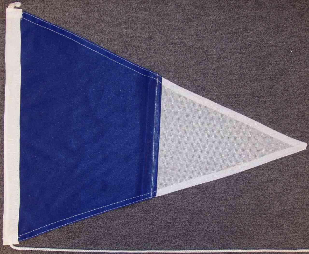 Signalflagge Hilfsstander 2